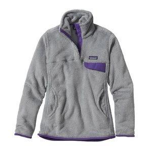 Patagonia retool fleece sweater